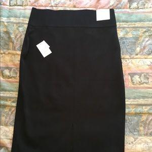 Calvin Klein power stretch skirt